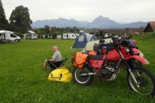 Campingplatz Hopfen am See
