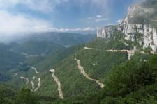 Am Col de Rousset